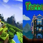 Какая игры лучше Minecraft или Terraria?