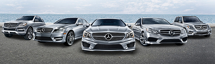 Автомобили Mercedes-Benz