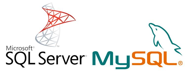 MS SQL и MySQL
