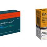 Какой препарат лучше «Новобисмол» или «Де-нол»?