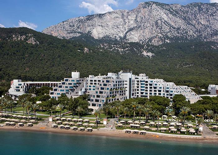 Красивые горы Турции