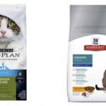 Что лучше для кошек Проплан или Хиллс?