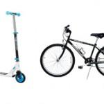 Что лучше купить самокат или велосипед?