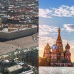 Куда лучше поехать в Питер или Москву?