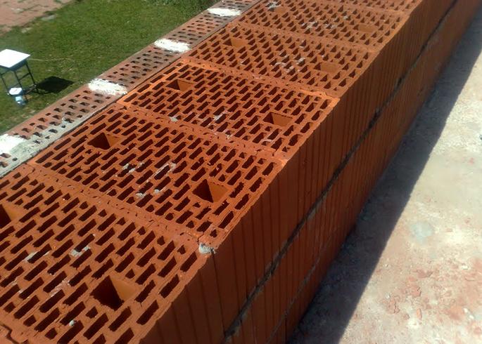 Строительство из керамических блоков