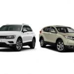 Volkswagen Tiguan или Honda CR-V: сравнение автомобилей и что лучше