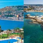 Где лучше отдохнуть в Турции или на Кипре?