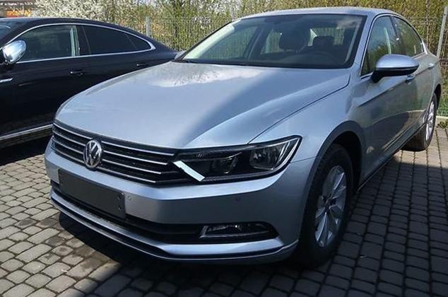 Volkswagen Passat B8 2018