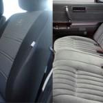 Какую ткань лучше выбрать для авто жаккард или велюр?