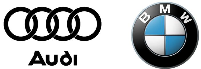 Audi и BMW