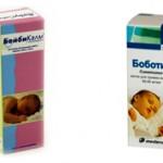 Какой препарат лучше «Бебикалм» или «Боботик»