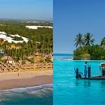 Куда лучше поехать в Доминикану или на Мальдивы?