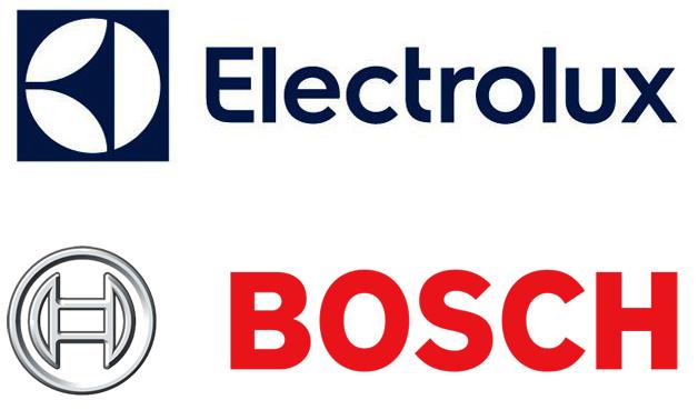 Electrolux и Bosch