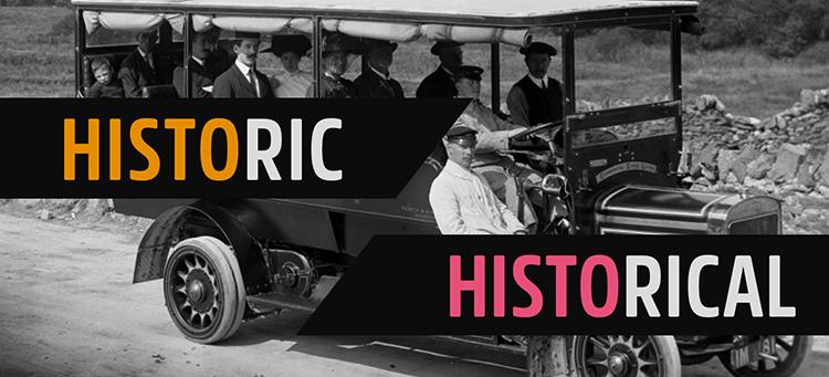 historic и historical