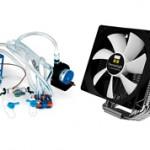 Какое охлаждение лучше для процессора водяное или воздушное