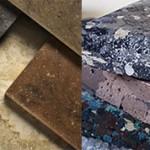 Какой материал лучше литьевой мрамор или искусственный камень?