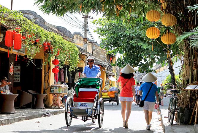 Люди во Вьетнаме