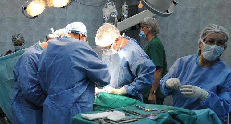 Операция по пересадке органа