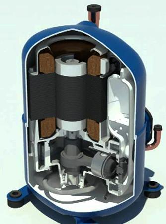 Поршневый компрессор