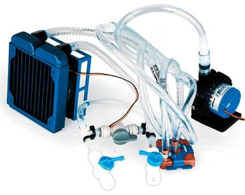 Система водяного охлаждения