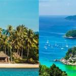 Самуи или Пхукет — сравнение курортов и что лучше