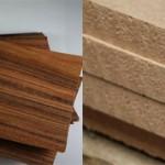 Какой материал лучше выбрать шпон или МДФ и чем они отличаются