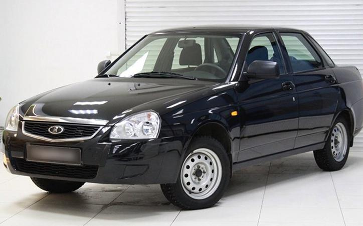 ВАЗ 2170 первого поколения