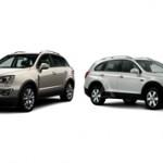 Opel Antara или Chevrolet Captiva: сравнение и что лучше
