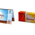 Какой контрацептив лучше «Клайра» или «Ярина»?
