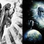В чем разница между теоцентризмом и деизмом?