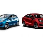 Какой автомобиль лучше Ford Fiesta или Kia Rio: сравнение и отличия