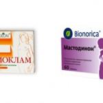 «Мамоклам» и «Мастодинон» — сравнение и что лучше