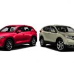 Какой автомобиль лучше купить Mazda CX-5 или Honda CR-V?
