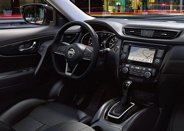 Салон Nissan