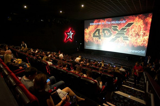 4DX 3D