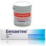 Какое лекарство эффективнее «Судокрем» или «Бепантен»: сравнение и различия