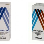 Какой препарат лучше «Тобрекс» или «Тобрадекс»