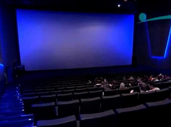 Зал кинотеатра