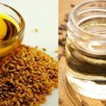 Какое масло лучше использоваться кунжутное и льняное?