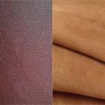 Какой материал лучше кожа или нубук: свойства и различия