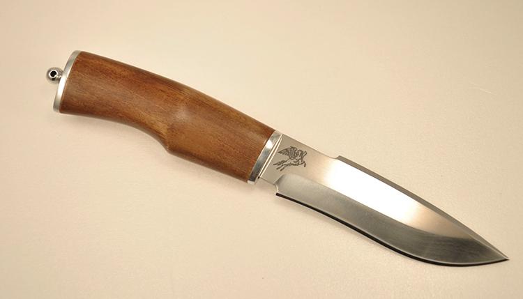 Нож из стали 100х13м