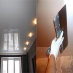 Что лучше выбрать натяжной потолок или штукатурку?