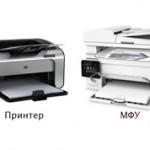 Что лучше купить для дома принтер или МФУ