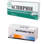 Какой медикамент эффективнее Аспирин или Ибупрофен