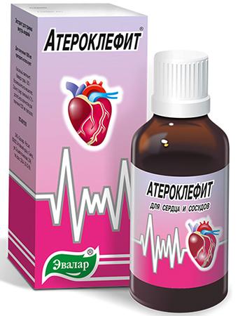 Атероклефит в сиропе