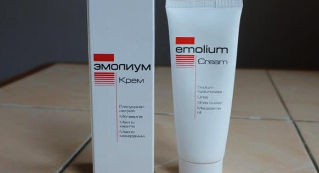Эмолиум крем