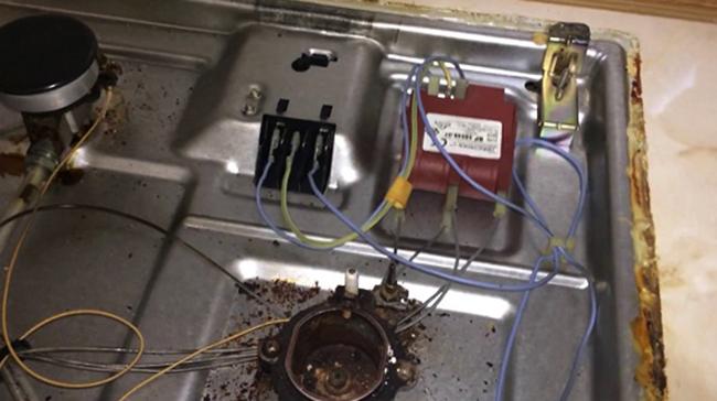 Механический электроподжиг