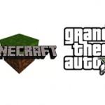 В какую игру лучше играть Minecraft или GTA 5