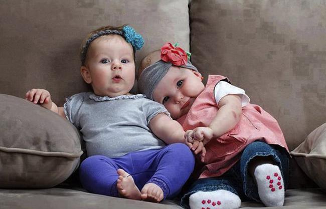 Разные близнецы