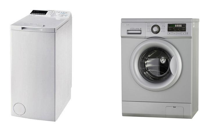 Разные стиральные машины